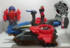 Vtg G1 Transformers Ultra Pretender Skyhammer 1989 Hasbro Takara Not Complete