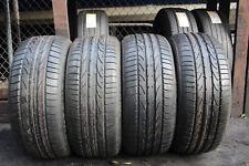 Set of Four Bridgestone Potenza RE050i 225/50R16 92W RFT 4105 Tires