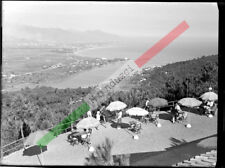 PRL) BOCCA DI MAGRA LASTRA ORIGINALE CARTOLINA 9829 VEDUTA1960 FIUMARETTA '60s
