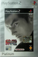 Tekken Tag Tournament -- Platinum Edition (Sony PlayStation 2, 2002) - European Version