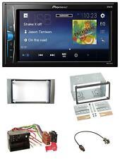 Pioneer 2DIN MP3 USB AUX Autoradio für Ford Kuga Fusion Transit 05-12 silber