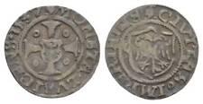 LÜBECK - Stadt Silber 1/96 Taler=Sechsling 1537