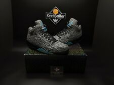 Air Jordan 5 Retro 3lab5 Elephant Print UK 12 US 13 With Box