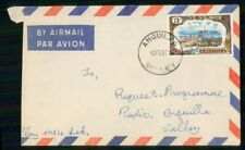 Mayfairstamps ANGUILLA COMMERCIAL 1971 COVER TO RADIO ANGUILLA VALLEY wwh83897