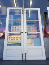 """Spanish Colonial Style French Doors 86 X 28-3/4"""" Ea  57-1/2""""open"""