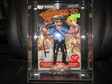 Big Boss Man Black Card LJN Wrestling Superstars 89'
