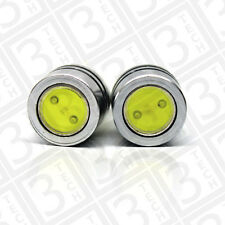 2X High Power 1-SMD T10 Light Bulbs LED Chip Xenon White License Plate Interior