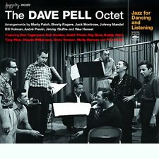 Dave Pell JAZZ FOR DANCING AND LISTENING ( 2-CD )