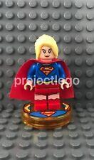 Lego Dimensions 71340 - Supergirl Exclusive Minifigure - Used