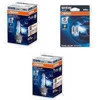 D2S 85V 35W Cool Blue Intense 6000K Xenon 2St OSRAM + W5W Cool Blue Intense