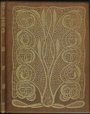 Isabella or the Pot of Basil by John Keats - 1898 W.B Macdougall Private Press