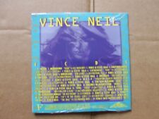 Vince Neil, question & Answer (various) CD M/M set/seal Foundation usa 1993