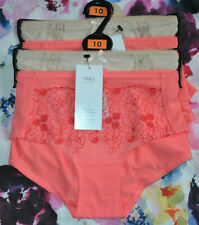 Femmes Shorts Style Slips trois couleurs taille 10 To 20 Ex Chainstore