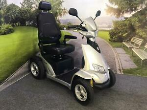 🌞SPRING SALE🌞 RASCAL VISION - 8 MPH CLASS 3 LARGE ALL TERRAIN ROAD SCOOTER