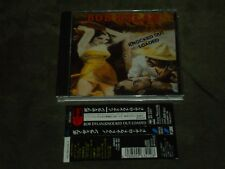 Bob Dylan ‎Knocked Out Loaded Japan CD