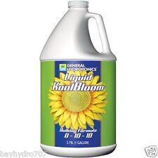 General Hydroponics Liquid KoolBloom 128oz Gallon SAVE $$ W/ BAY HYDRO