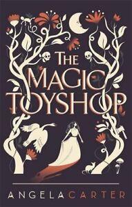 The Magic Toyshop (Virago Modern Classics) by Carter, Angela Paperback Book The
