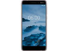 "Móvil - Nokia 6.1, Blanco, 32 GB, 4 GB RAM, 5.5"","
