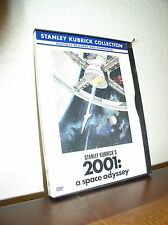 2001: A Space Odyssey (DVD, 2001, Stanley Kubrick Collection Widescreen)