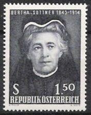 Österreich Nr.1199 ** Bertha von Suttner 1965, postfrisch