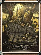 Johnny Crap Blink-182 Art Print Poster Mondo Show Concert Tour Gig Montreal QC
