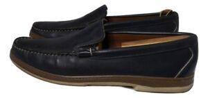 Allen Edmonds Westport Men's  Loafers US Size 13D Navy Blue