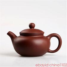 All handmade Raw ore purple clay pot art teapot YiXing Zisha chinese tea pot