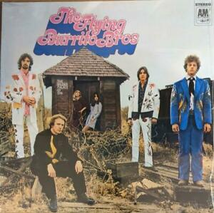 Flying Burrito Bros. - Gilded Palace of Sin LP NEW