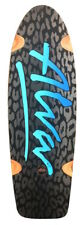 Alva 1979 Leopard Lost Model BLUE FADE | Re-issue Old School Deck