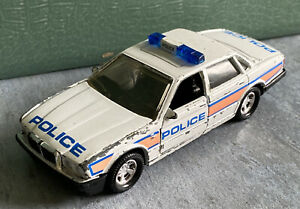 Matchbox Super Kings Jaguar XJ6 Policecar 1987