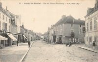 Paray-le-Monial - rue du grand faubourg