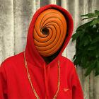 Cosplay Naruto Akatsuki Tobi Uchiha Obito Maske Harz Helm Halloween Maske