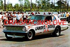 """Dandy Dick"" Landy 1966 Dodge Dart Injected AF/Xr NITRO Funny Car PHOTO!"