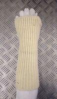 Genuine British Army Wool / Woollen Wristlets / Fingerless Gloves - BRAND NEW