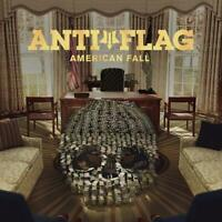 ANTI-FLAG – AMERICAN FALL LIMITED GOLD VINYL LP (NEW/SEALED)