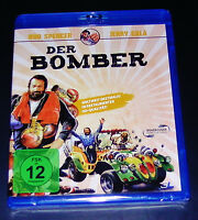 DER BOMBER BUD SPENCER  BLU RAY SCHNELLER VERSAND  NEU & OVP