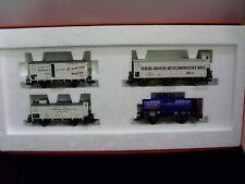 Fleischmann 581008 Güterwagenset der K.P.E.V. Ep I H0