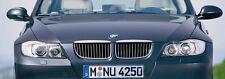BMW 2006-2008 E90 E91 3 Series SEDAN TOURING OEM Xenon EUROPEO TRANSPARENTE FARO