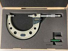 Mitutoyo 422 313 30 Electronic Blade Micrometer 2 3