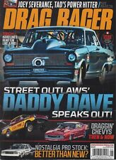 Drag Racer May 2018 Street Outlaws' Daddy Dave Speaks Out