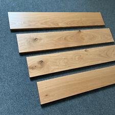 Fensterbank Eiche Massiv Holz Rustikal Fensterbrett Brett für Fenster Regalbrett