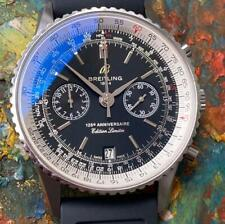 BREITLING NAVITIMER 125TH ANNIVERSARY LIMITED EDITION A26322 WATCH 100% GENUINE