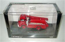 Norev 690004, Berliet GAK citerne incendie (Chateldon), 1/43, NEU&OVP