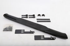 "Dee Zee - 4"" UltraShine Cab Length Black Oval Nerf Bars for Chevy #DZ151-25"