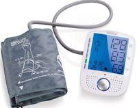 SANITAS Oberarm Blutdruckmessgerät SBM 52 Blutdruckmessung Sprachausgabe SBM52