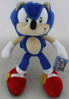 "Sonic The Hedgehog 11"" Stuffed Animal Cartoon Character Plush Toy Game cute Doll"