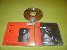 Tracy Chapman Matters Of The Heart 1992 Israel CD EX / Tony Levin / Vernon Reid