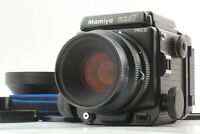 【TOP MINT】 Mamiya RZ67 Pro II + Sekor Z 110mm f/2.8 + 120 Back + Hood Japan #423