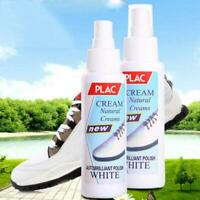 White Shoe Cleaner Polish Magic Refreshed For Casual Shoes Cleaning 100ml Favor