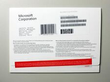 Microsoft Windows 8.1 Professional (SB/OEM) - 64 bit-tedesco-Incl. DVD-NUOVO
